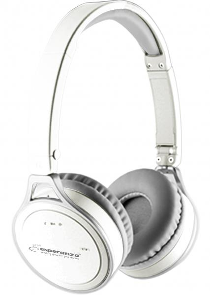 Esperanza EH160W Stereofonní bezdrátová sluchátka YOGA Bluetooth 2.1 / 10m