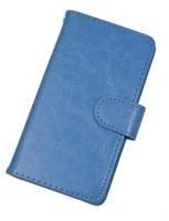 "Aligator pouzdro BOOK ROTATION, velikost 5"", modrá"