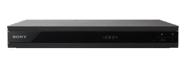 SONY UHP-H1 Špičkový přehrávač zvuku a videa se zvýšením rozlišení na úroveň 4K