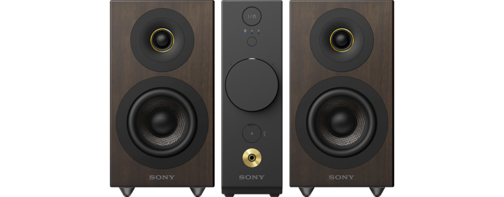 Sony 2.0 audio systém CAS-1, Hi-Res, BT/NFC, USB