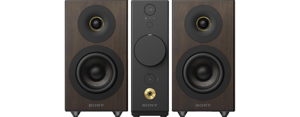 SONY CAS-1 Audiosystém s vysokým rozlišením se zesilovačem sluchátek
