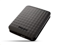 Maxtor externí HDD M3 Portable 2.5'' 3TB, USB3, černý