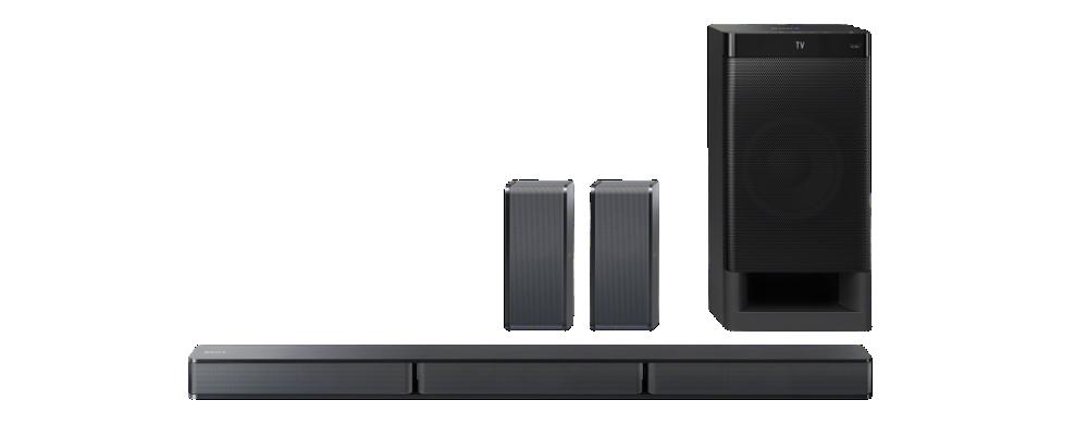 SONY HT-RT3 5.1kanálový systém domácího kina s technologií Bluetooth® 600W