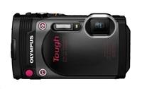 OLYMPUS TG-870 kompaktní fotoaparát - černý