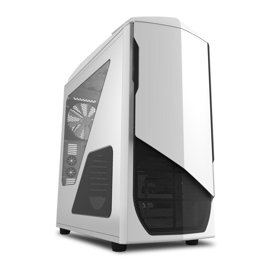 NZXT PC skříň Phantom 530 bílá