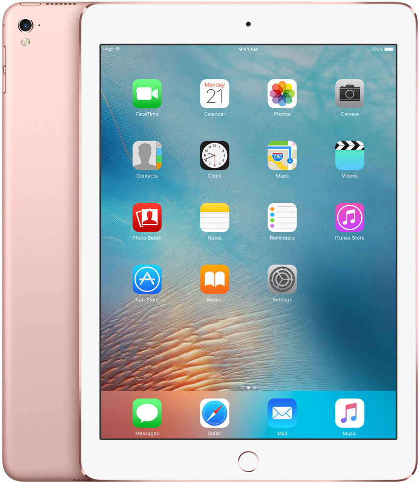 9.7'' iPad Pro Wi-Fi 128GB - Rose Gold