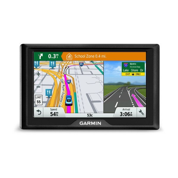 Garmin Drive 60 Europe Lifetime (45 zemí), 6.0''
