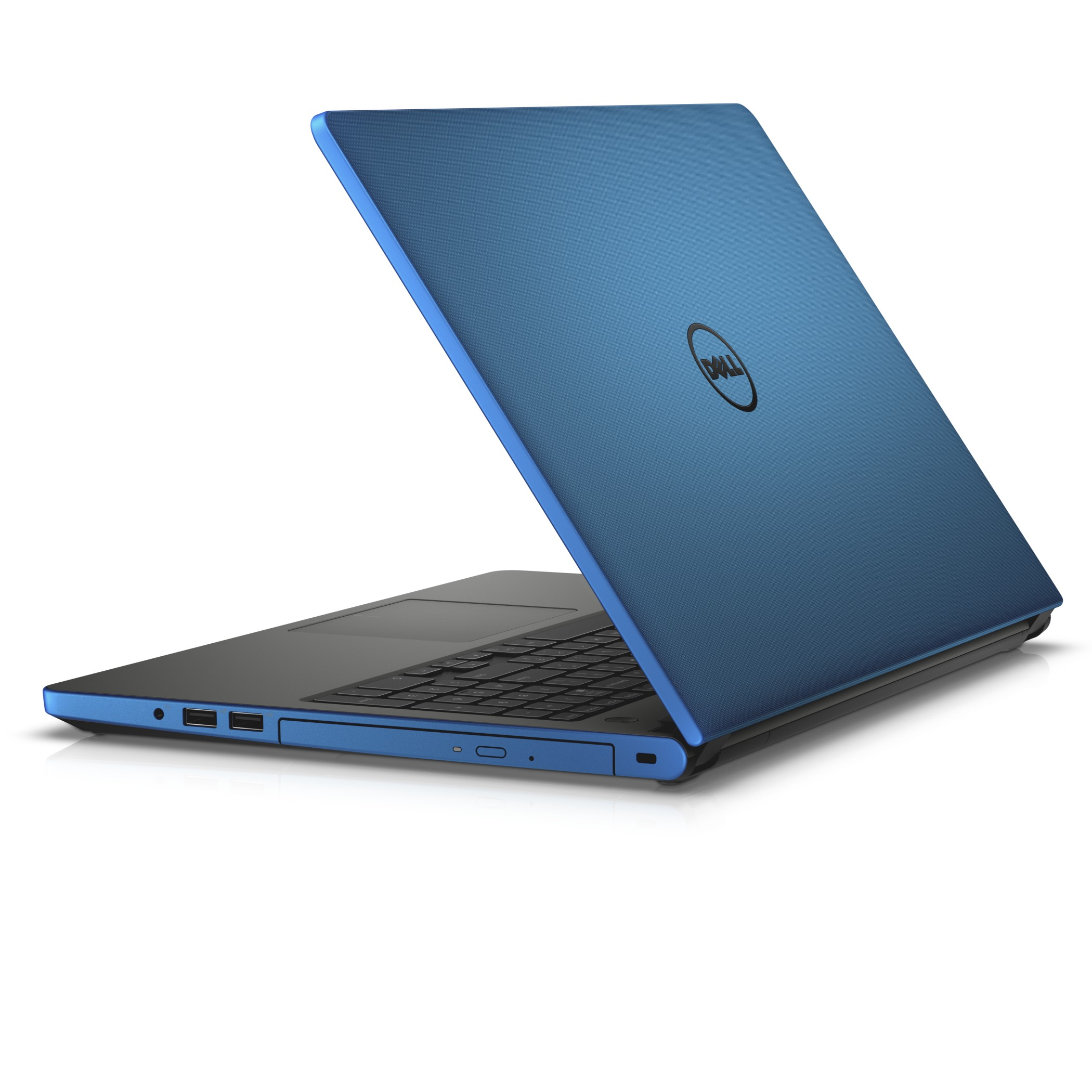 """Dell Inspiron 15 5558 15.6"""" HD i3-5005U/4GB/1TB/920M/HDMI/USB/RJ45/WIFI/BT/MCR/W10/2NBD/Modrý matný"""