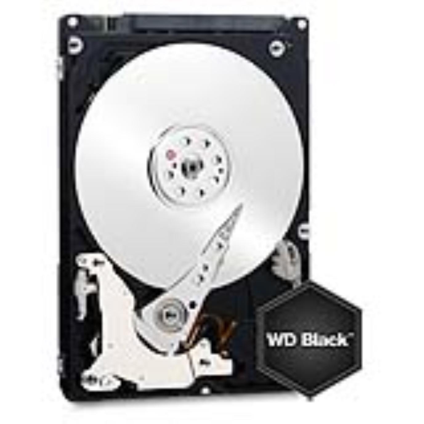 """WD BLACK WD10JPLX 1TB SATAIII/600 32MB cache, 2.5"""" AF, 9,5mm"""