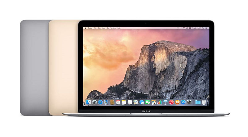 MacBook 12'' Core M5 1.2GHz/8GB/512GB/CZ Gold