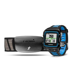 Garmin Forerunner 920 XT HR RUN Black-Blue, bez TOPO map