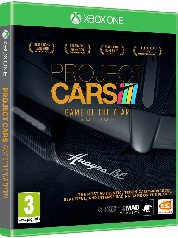 XOne - Project CARS GOTY ENG