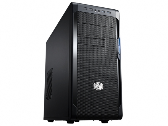 PC case Cooler Master N300, Midi Tower, USB3, Black
