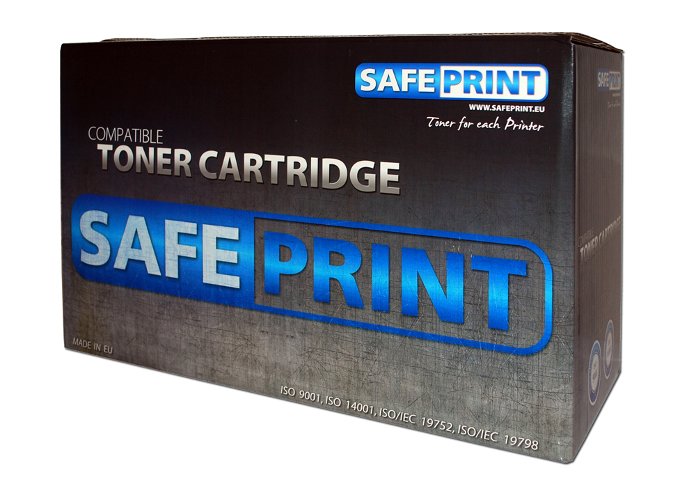 SAFEPRINT kompatibilní toner OKI 44992402 | Black | 2500str