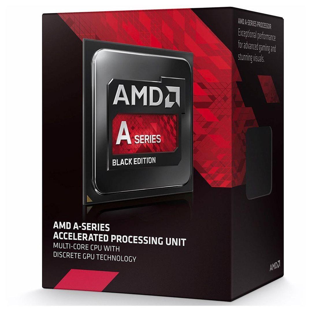 AMD cpu A10-7870K X4 Box FM2+ s tišším chladičem Wraith (3.9GHz, turbo 4.1GHz, 4MB cache, 95W, 4x jádro, 4x vlákno, graf