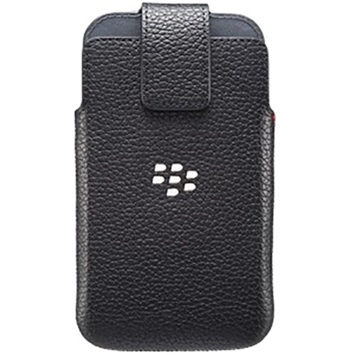 BlackBerry Pouzdro ACC-60088-001 pro Classic otočný klip black/černá