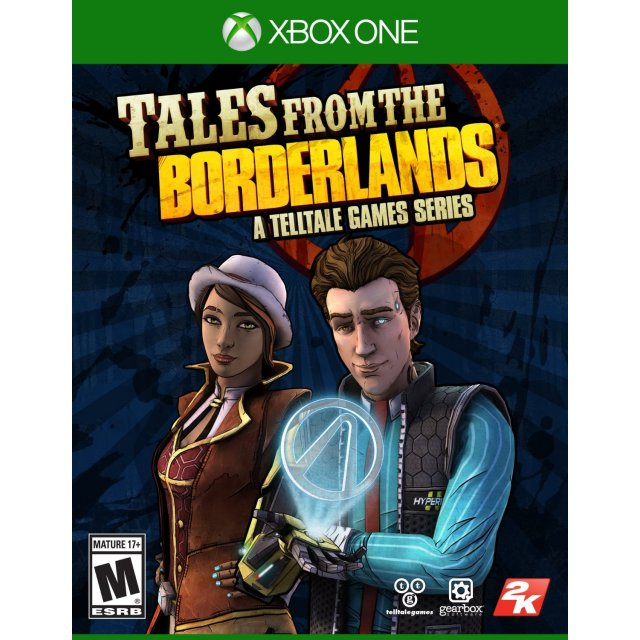 2K Games XBox One Tales from the Borderlands: A TELLTALE GAMES SERIES