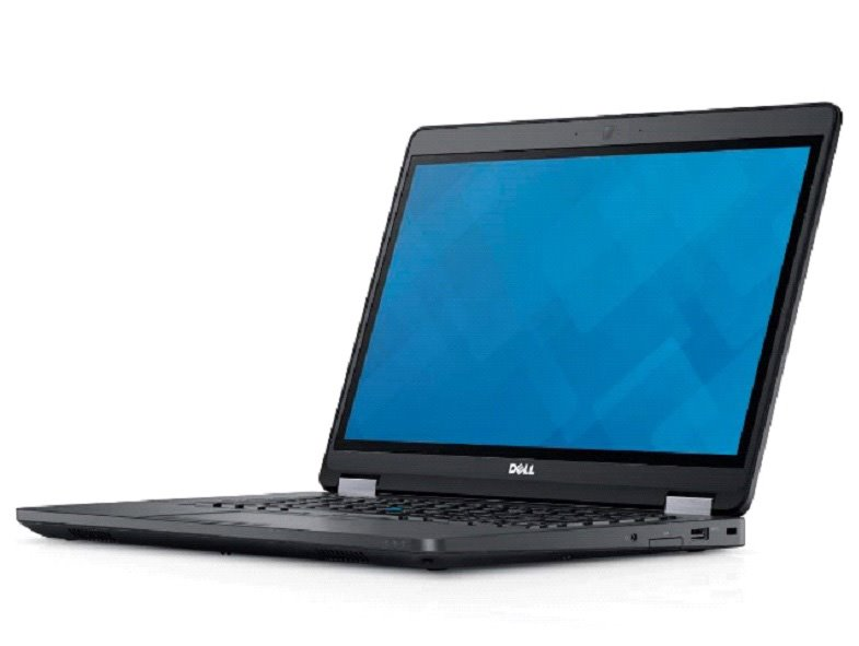 "DELL Latitude E5570/i7-6820HQ/8GB/256 GB/Radeon R7 M370/15.6"" FHD/Win 7/10 Pro/VPro/Black"