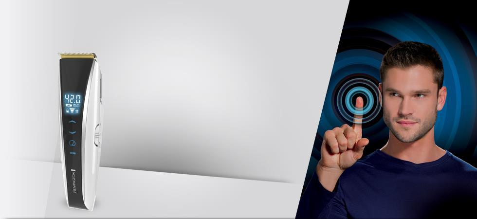 Strojek na vlasy REMINGTON - HC5960 Touch control