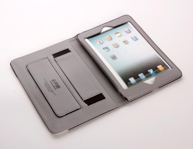 Digitalbox ochranný obal Etui pro iPad mini, kůže