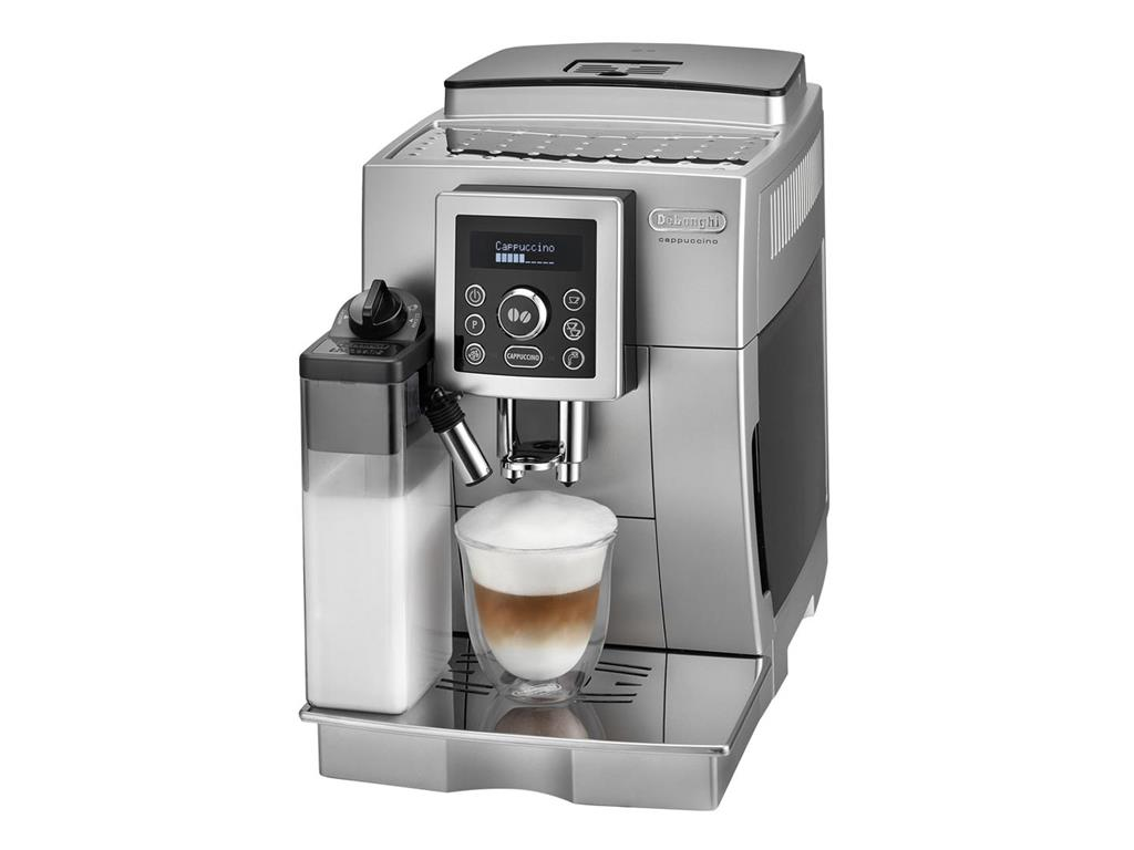 Kávovar Delonghi ECAM23.460.S | stříbrný