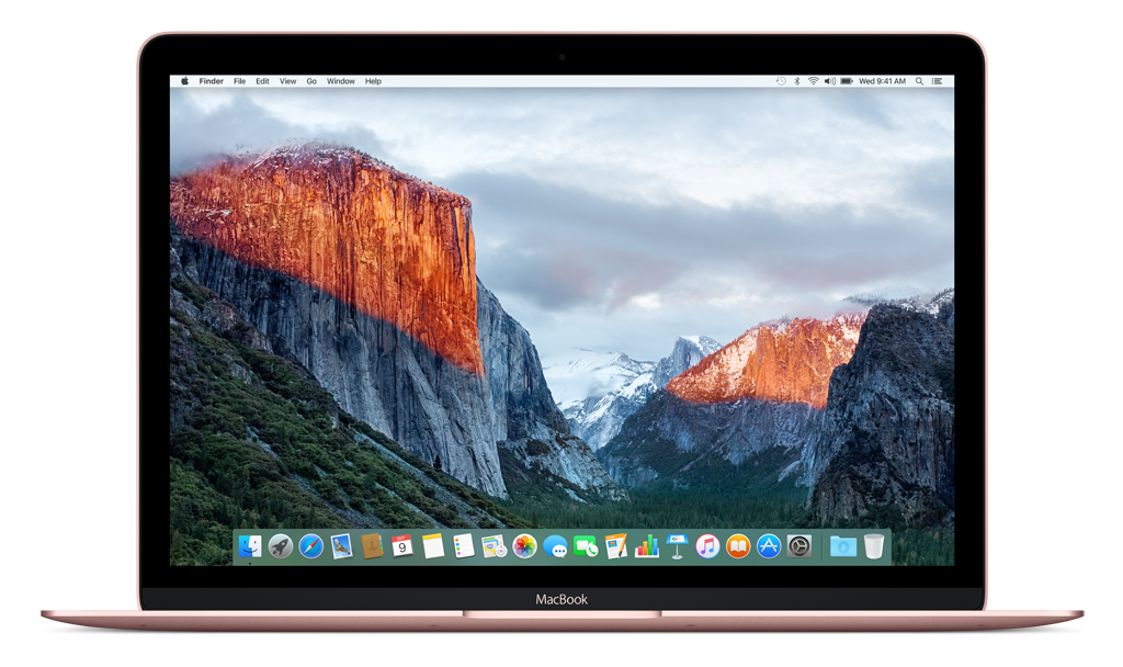 MacBook 12'' Core M3 1.1GHz/8GB/256GB/CZ Rose Gold