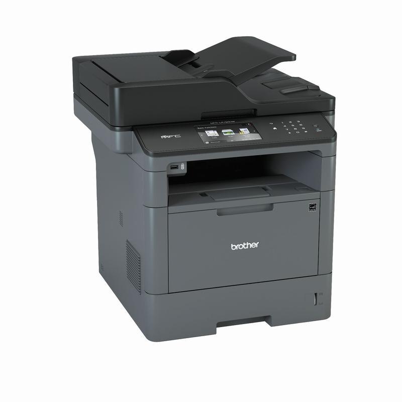 Brother MFC-L5750DW tiskárna, kopírka, skener, fax, síť, WiFi, duplex, DADF