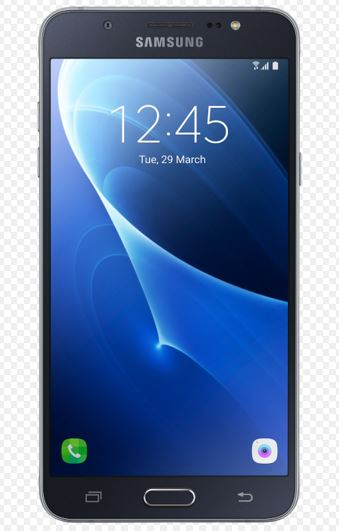 Samsung Galaxy J7 2016, Black, Single SIM