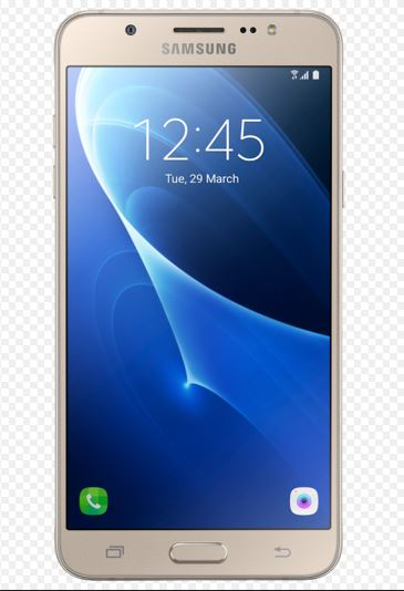 Samsung Galaxy J7 2016, Gold Single SIM