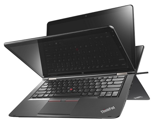 "Lenovo ThinkPad X1 YOGA i7-6500U/8GB/256GB SSD/HD Graphics 520/14""WQHD IPS multitouch/WiGig/Win10PRO/Black"