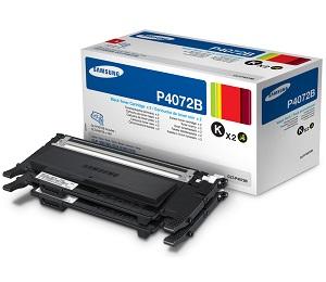 Samsung sada toneru CLT-P4072B/ELS 2x Černý