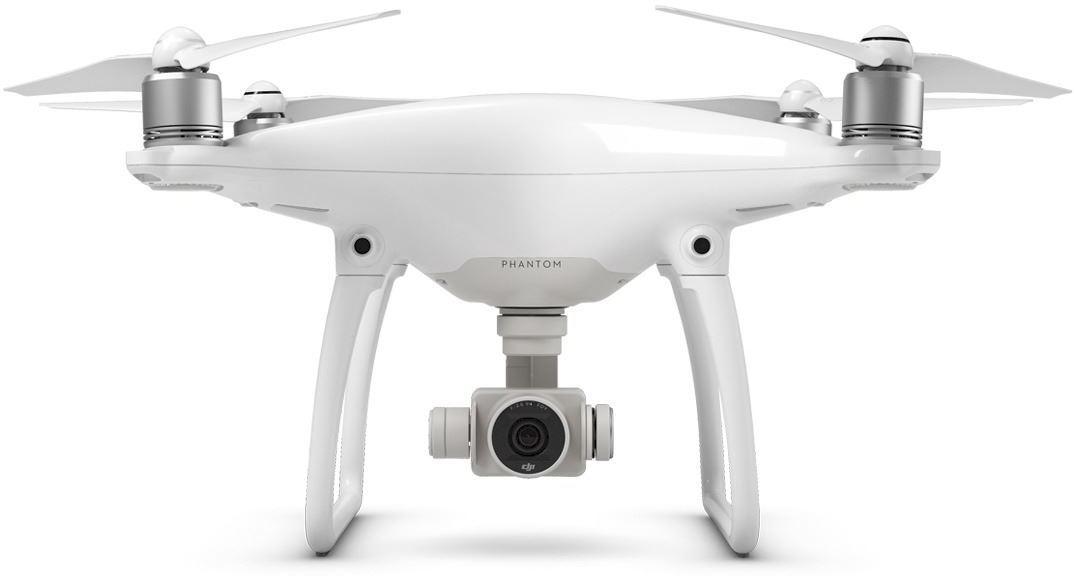 DJI kvadrokoptéra - dron, Phantom 4, 4K Ultra HD kamera