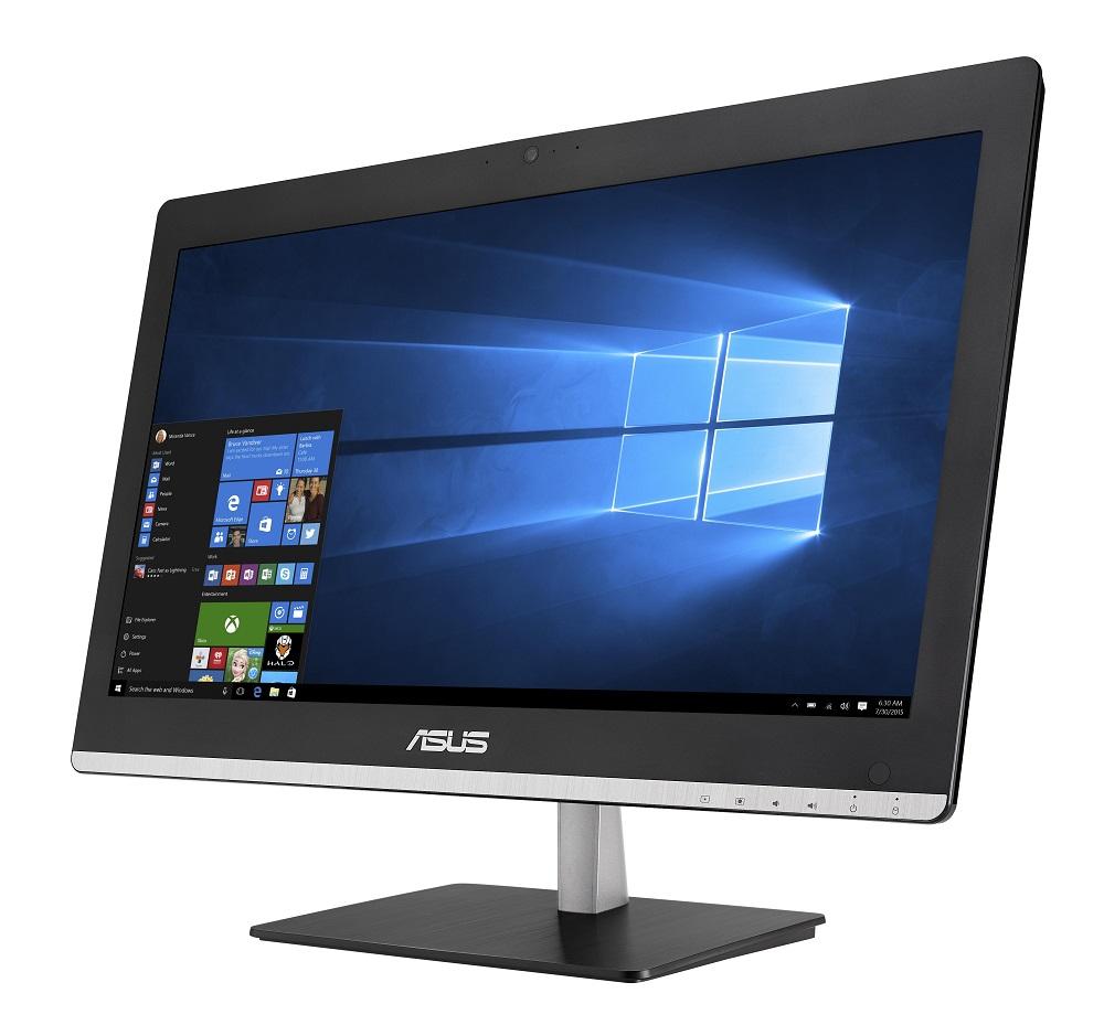 ASUS AIO V230 23/i7-6700T/2TB/8G/W10 černý