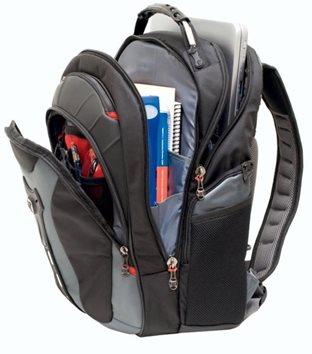 "WENGER PEGASUS - 17"" batoh na notebook, modrý"