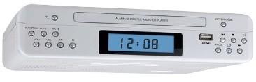 CLR-2540UMP Radiobudík do kuchyně