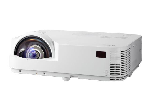 NEC Projector M303WS - DLP, 3000AL, 10000:1, WXGA