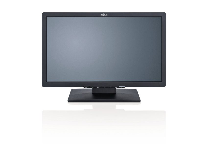"""FUJITSU MT E22T-7 PRO LED, 21.5"""" matný, 1920x1080, 250cd, 5ms, D-SUB, HDMI, DVI, repro, VESA 10x10cm, černý"""