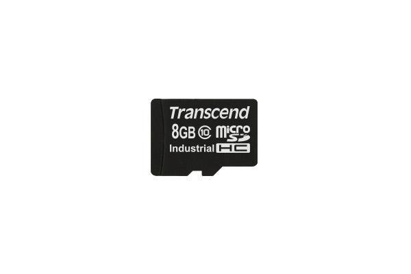 Transcend paměťová karta Micro SDHC 8GB MLC, SD 3.0