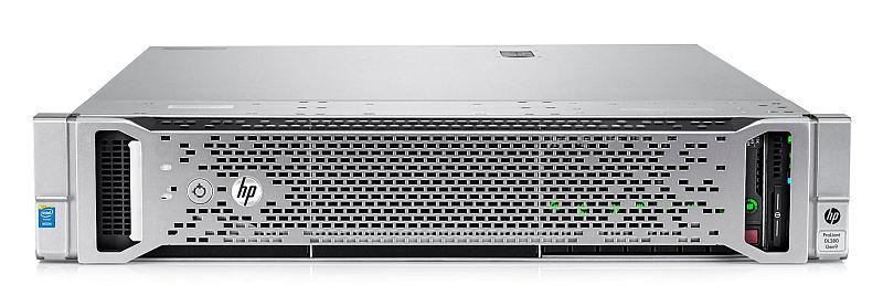 HP DL380 G9/E5-2620v4/16GB/3x300GB_10k/DRW/4xGL/R0,1,5,6_2GB FBWC/1x500W_HP