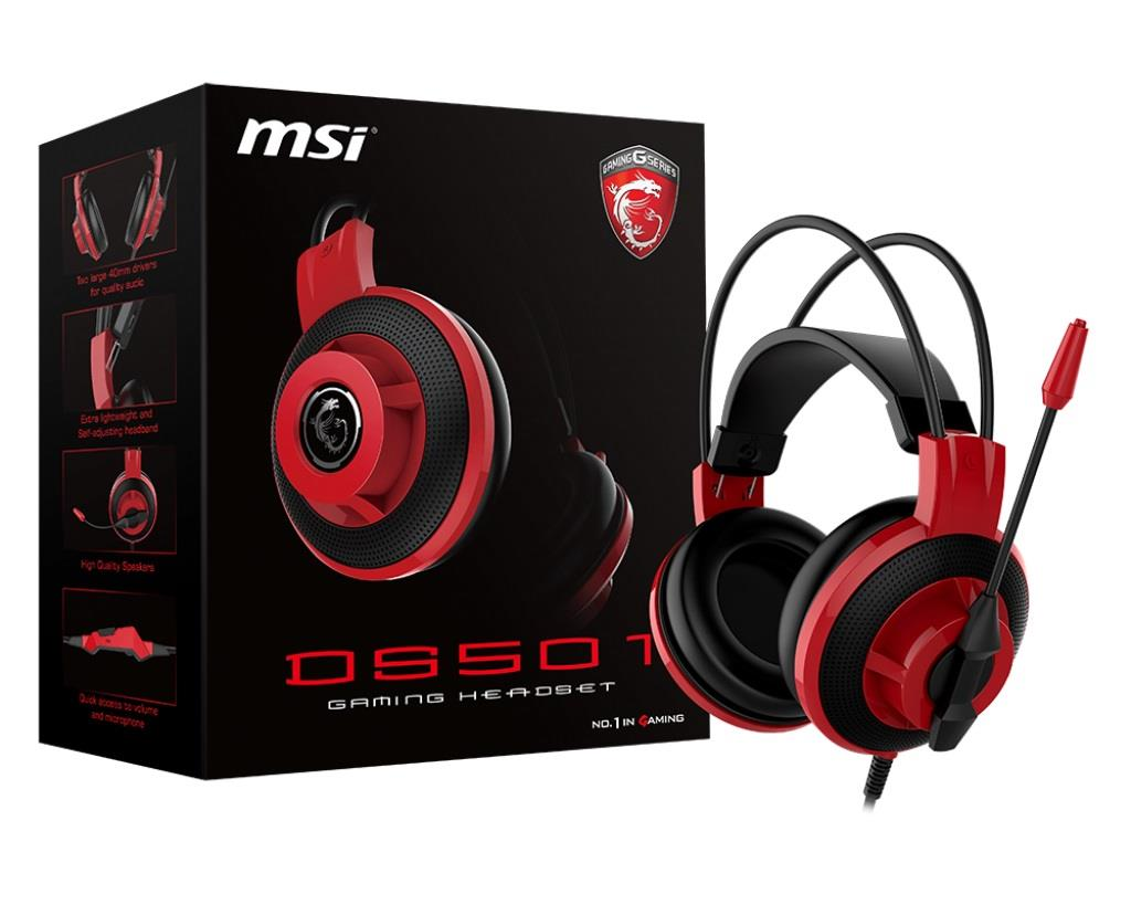 MSI Gaming Headset DS501