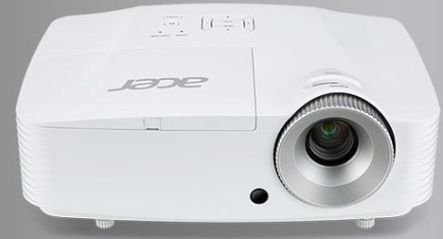 ACER Projektor X1378WH,DLP 3D,WXGA(1280x800),3800 ANSI,20 000:1,HDMI,2.6Kg,ColorBoos II+,ColorSafe 3D,živ.lampy 3000h