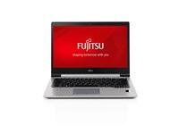 "FUJITSU NTB U745 - 14""mat 1600x900 i5-5200U@2.7GHz 4GB 128SSD BT TPM DP VGA W7PR W10PR podsv.kláv+PORT R."