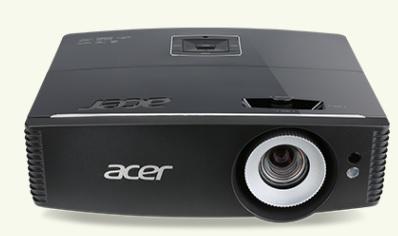 Acer P6600 DLP/3D/1920x1200 WUXGA/5000 ANSI lm/20 000:1/HDMI/MHL/USB/RJ45/Repro/ColorBoos II+/LumiSense+/4,5 Kg