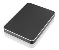 """TOSHIBA HDD CANVIO PREMIUM 3TB, 2,5"""", USB 3.0, tmavě šedý"""