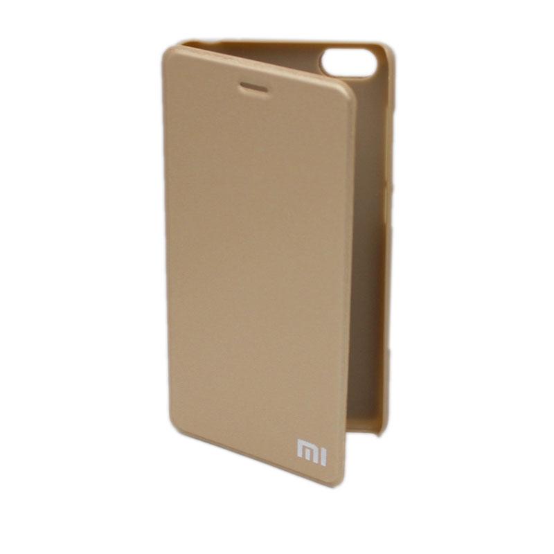 Xiaomi flip case pro Mi4i, Brown