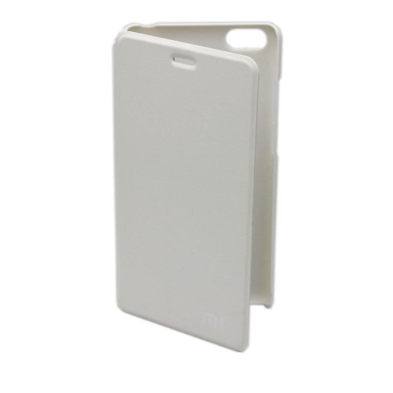 Xiaomi flip case pro Mi4i, White