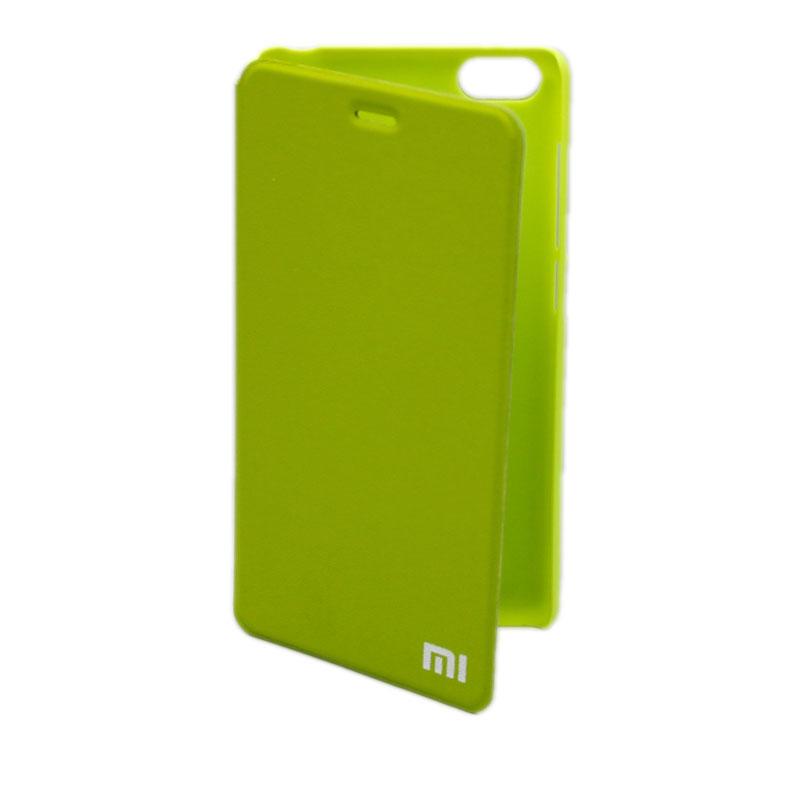 Xiaomi flip case pro Mi4i, Green