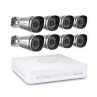 Foscam IP camera KIT xPoE H.264 720p Plug&Play