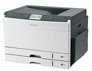 Lexmark C925De - A4/A3 Color printer 31 ppm, duplex, síť