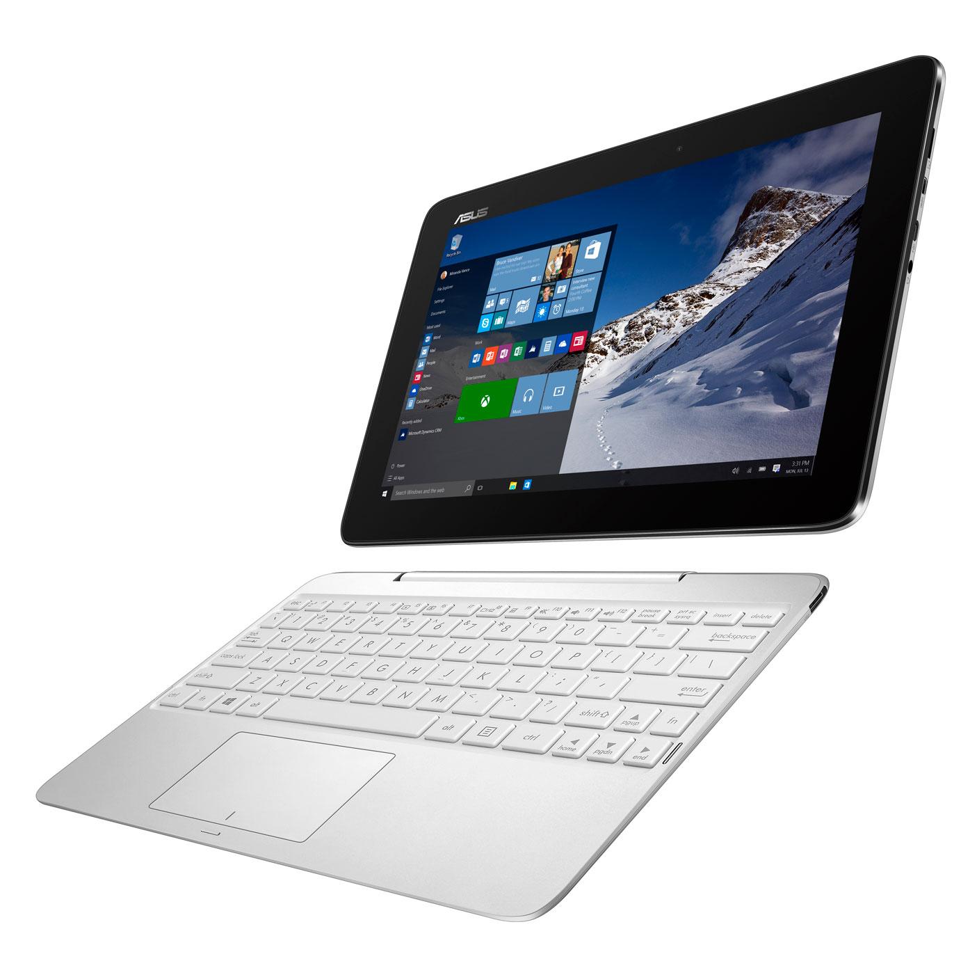 ASUS T100HA-FU026T x5-Z8500/64G EMMC/10,1'' WXGA/(1280x800)Win10/silk white